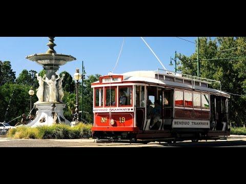 The Story of Bendigo Tramways