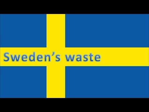 Sweden's waste
