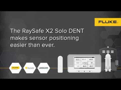 RaySafe X2 X-ray Measurement System | Fluke Biomedical