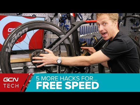 5 More Hacks To Make Your Bike Even Faster