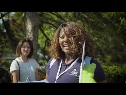 Elmhurst College New Student Orientation 2017