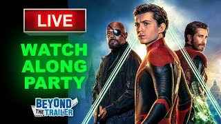 Spider-Man Far From Home FULL MOVIE COMMENTARY