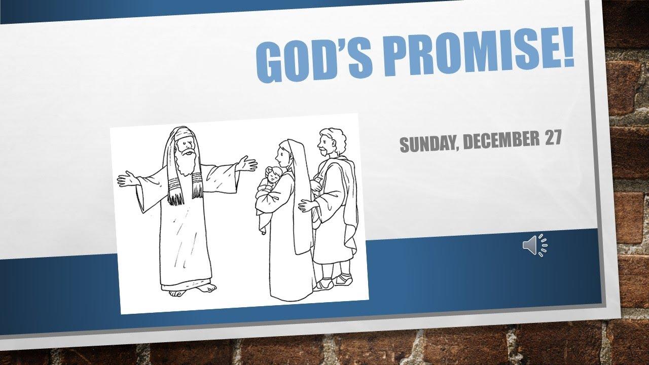 Gods Promise December 27