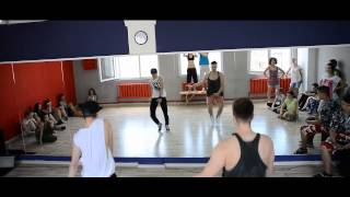 Beyonce ft. Jay-Z - Upgrade U | iLike art complex | Choreography by Vova Roshkovskyy