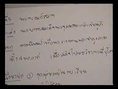 วีซีดีติวเข้มภาษาไทย ม.4 เทอม 2