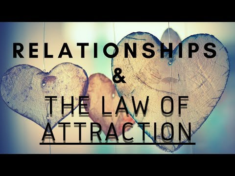 How To Attract Your Ideal Partner Using The Law Of Attraction!
