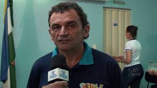 Marcos Mendes fala do festival de poetas