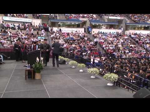 Trident Technical College Graduation 2014