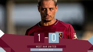 West Ham United 1 - 0 Angers SCO