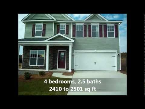 Portsmith floorplan by Essex Homes in Columbia SC