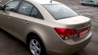 Купить Chevrolet Cruze Шевроле Круз 2012 г  с пробегом бу в Саратове  Автосалон Элвис Trade in центр