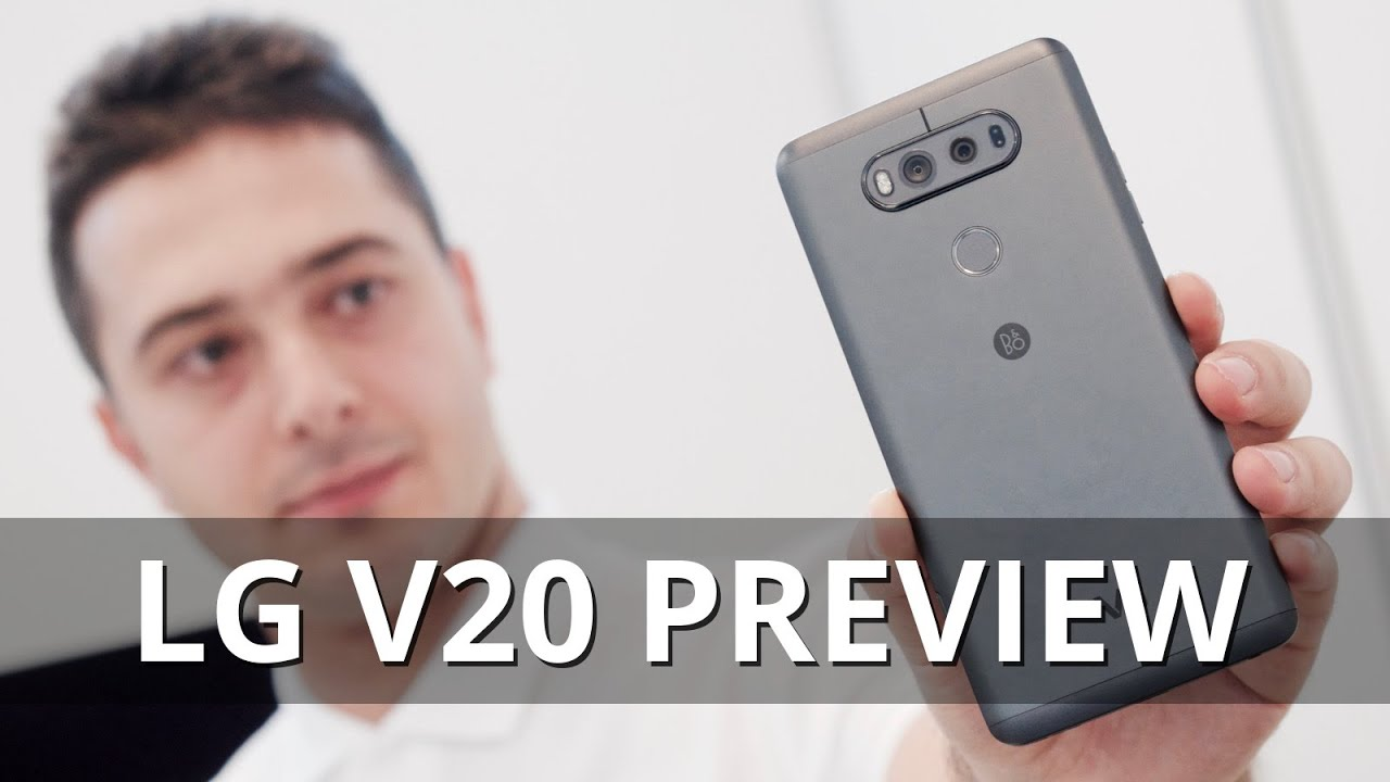 LG V20 unlikely to be release in Europe, but there's hope