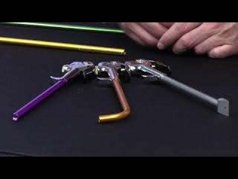 IPATools #8055 3-Pc Specialty Blow Gun Assortment
