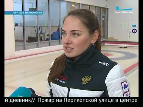 Подготовка Александра Крушельницкого и Анастасии Брызгаловой к ОИ-2018