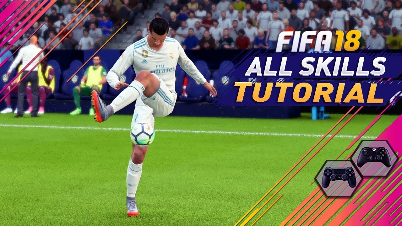 Double around the world fifa 18 alassane tambe fifa 18