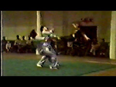 【武術】李志洲・張顕明・盧金明 (対練) 1984 / 【Wushu】Li Zhizhou, Zhang Xianming and Lu Jinming (Duilian) 1984