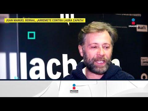 ¡Juan Manuel Bernal explota contra Laura Zapata!   De Primera Mano
