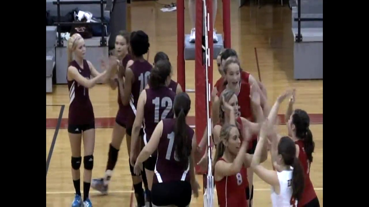 NCCS - Beekmantown Volleyball  9-22-11