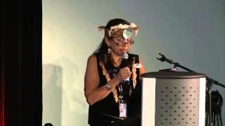 Sharing first nations views and history: Tsawasiya Spukwus at TEDxSquamish