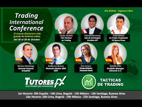 Trading International Conference -Natalia Ribé