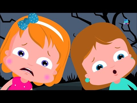 Это ночь Хэллоуина | Дети Хэллоуин песня | страшно рифмы | Its Halloween Night | Halloween Song