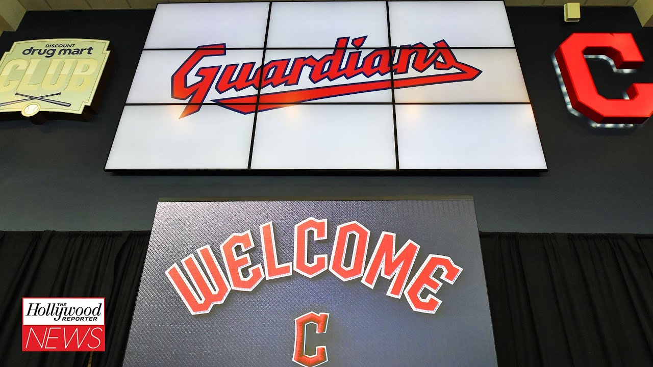Cleveland Indians Changes Team Name to Cleveland Guardians After 106 Years I THR News