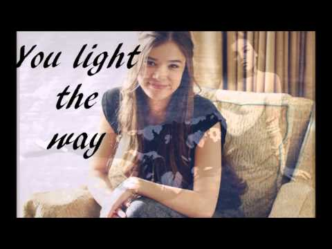 Flashlight (Sweet Life Mix) [Lyrics] - Haliee Steinfeld