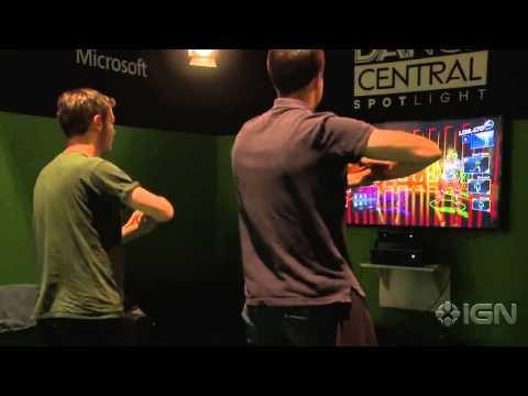 Dancing It Up with Dance Central Spotlight   Gamescom 2014
