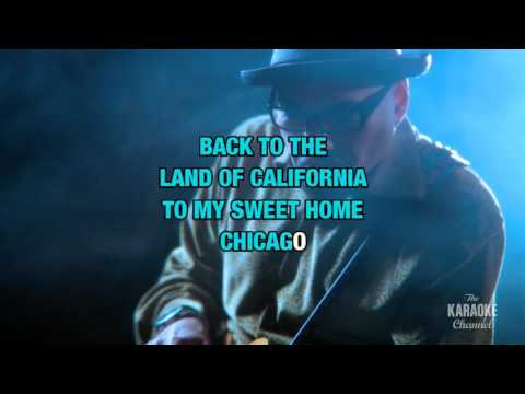 Sweet Home Chicago in the style of Robert Johnson | Karaoke with Lyrics