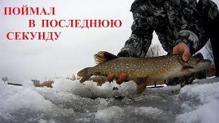 Рыбалка на жерлицы во Владимирской области