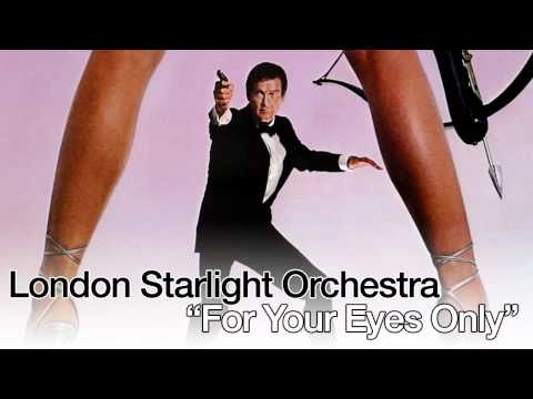 London Starlight Orchestra - For Your Eyes Only