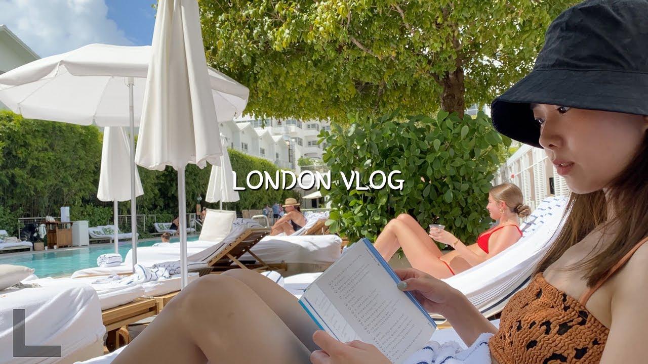 마이애미 여행 2편, 리조트 룩, 호캉스   MIAMI VLOG   슬기로운 런던생활