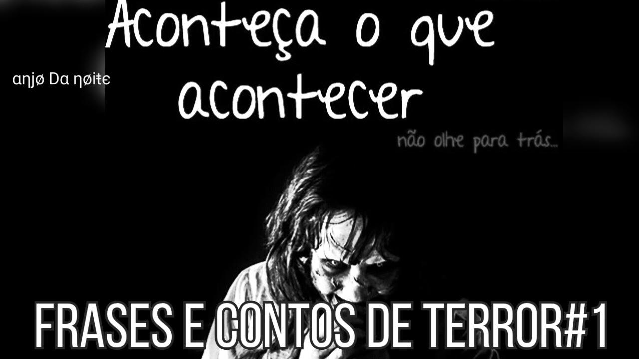 Frases E Contos De Terror1