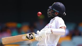 Courageous Pujara cops brutal blows on day five  Vodafone Test Series 2020-21
