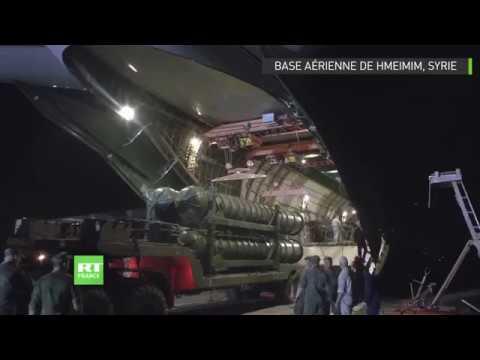 La Russie livre des S-300 à la Syrie