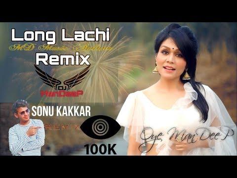 Sandli Sandli Naina Ch Bollywood Remix Song By Dj ManDeeP Andana