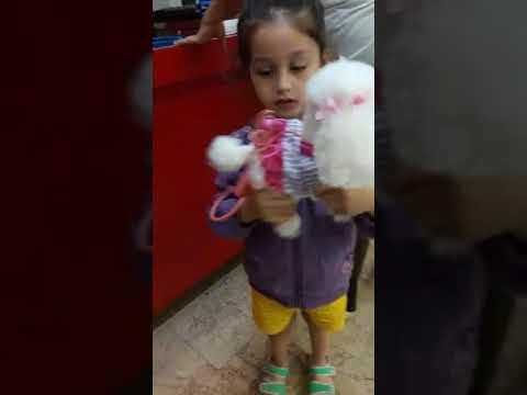 DERİNKO ve yeni oyuncak köpeği