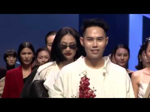 LAM GIA KHANG | VIETNAM INTERNATIONAL FASHION WEEK FALL WINTER 2018