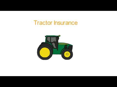 Tractor Insurance from Be Wiser Business Insurance 0333 999 0802