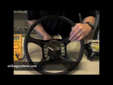 hqdefault airbag systems how to install a clock spring youtube Wiring Harness Diagram at gsmx.co