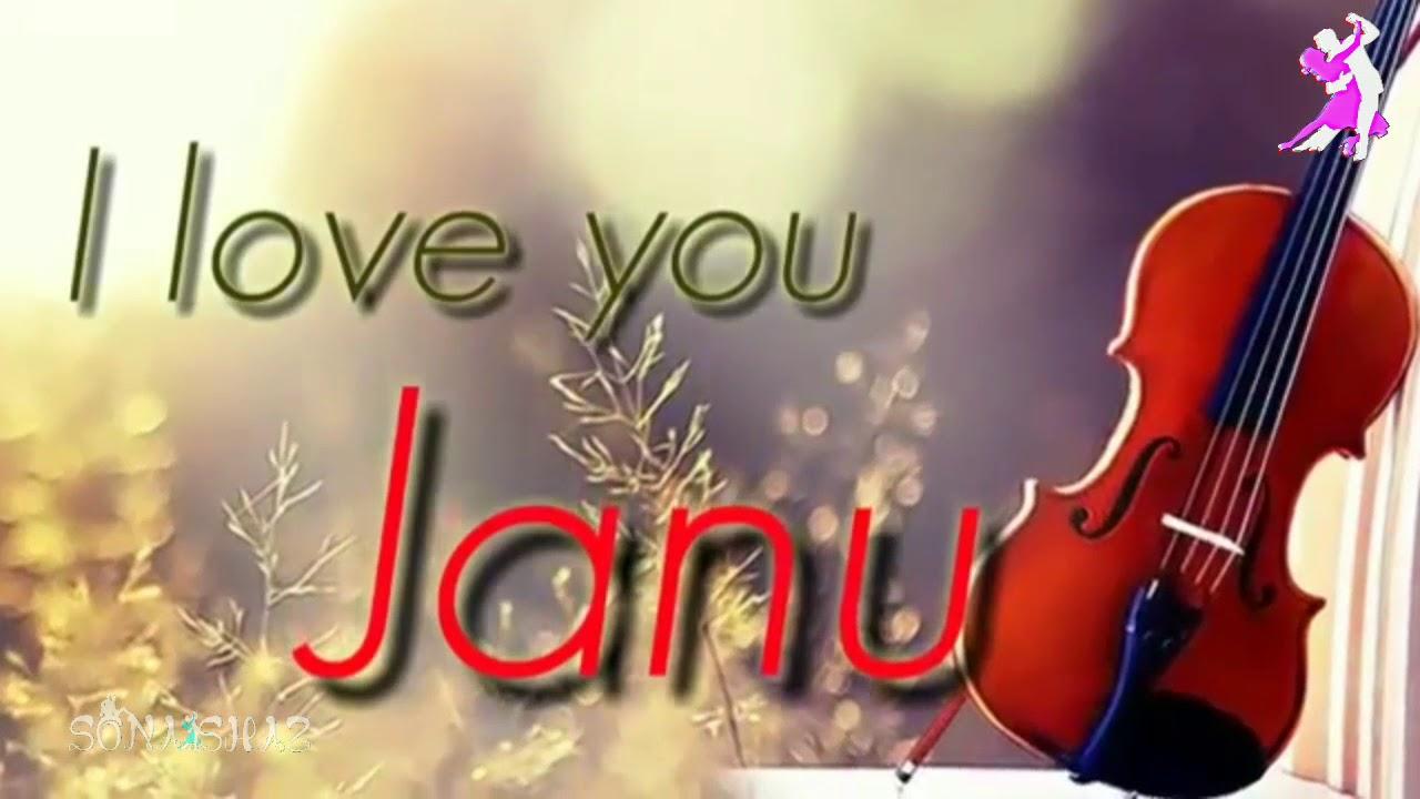 I Love You Sona Romantic Whatsapp Status Video