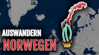 Auswandern Norwegen 🇳🇴 | Vorteile und Vorgehen