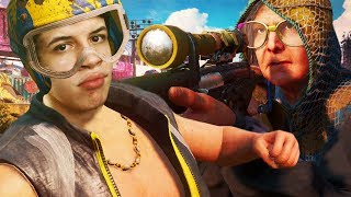 SUPER SOCÃO! - Far Cry New Dawn