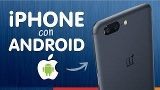 EL MEJOR IPHONE CON ANDROID!!!