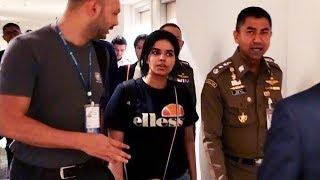 ع الحدث - غادرت الملحدة السعودية رهف محمد القنون مطار تايلند - أبرز المستجدات