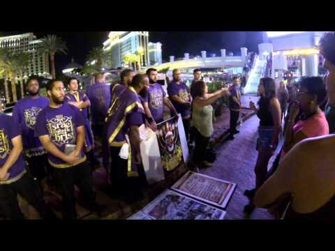 Las Vegas Strip - Israel United In Christ