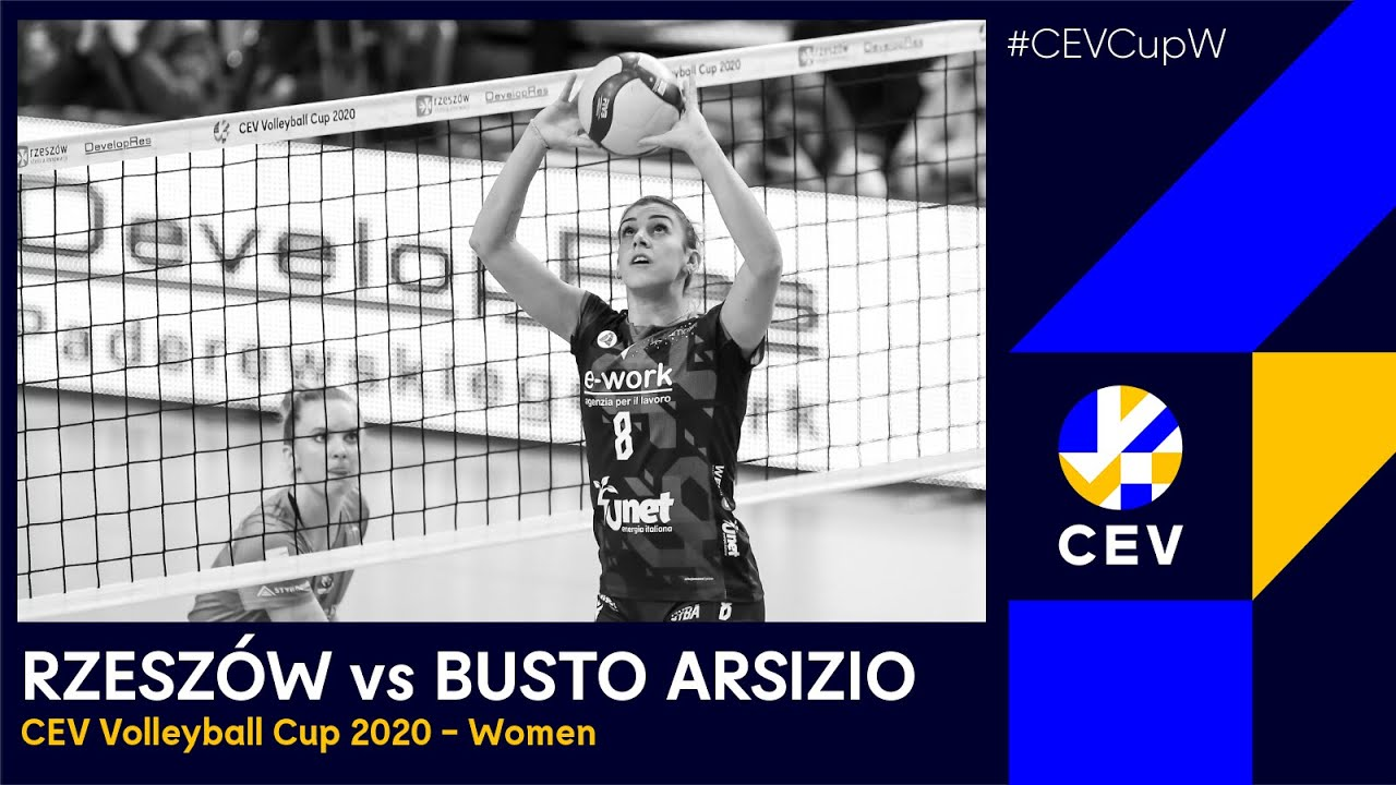 Developres SkyRes RZESZÓW vs Unet e-work BUSTO ARSIZIO FULL MATCH - 2019 CEV Cup