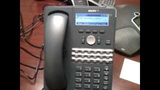 First Impression Review of the snom 720 IP Deskphone
