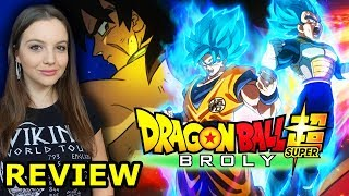 DRAGON BALL SUPER: BROLY - Review [SUB ITA]