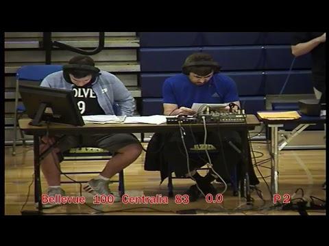 Centralia College Men's Basketball  1-3-2018